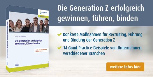 Generation Z Banner Start Kiehl