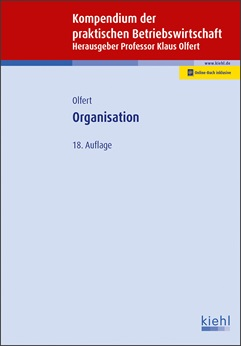 Organisation Buch Cover