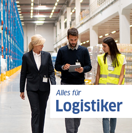 Logistiker Marketingliste August 2019 BannerStart